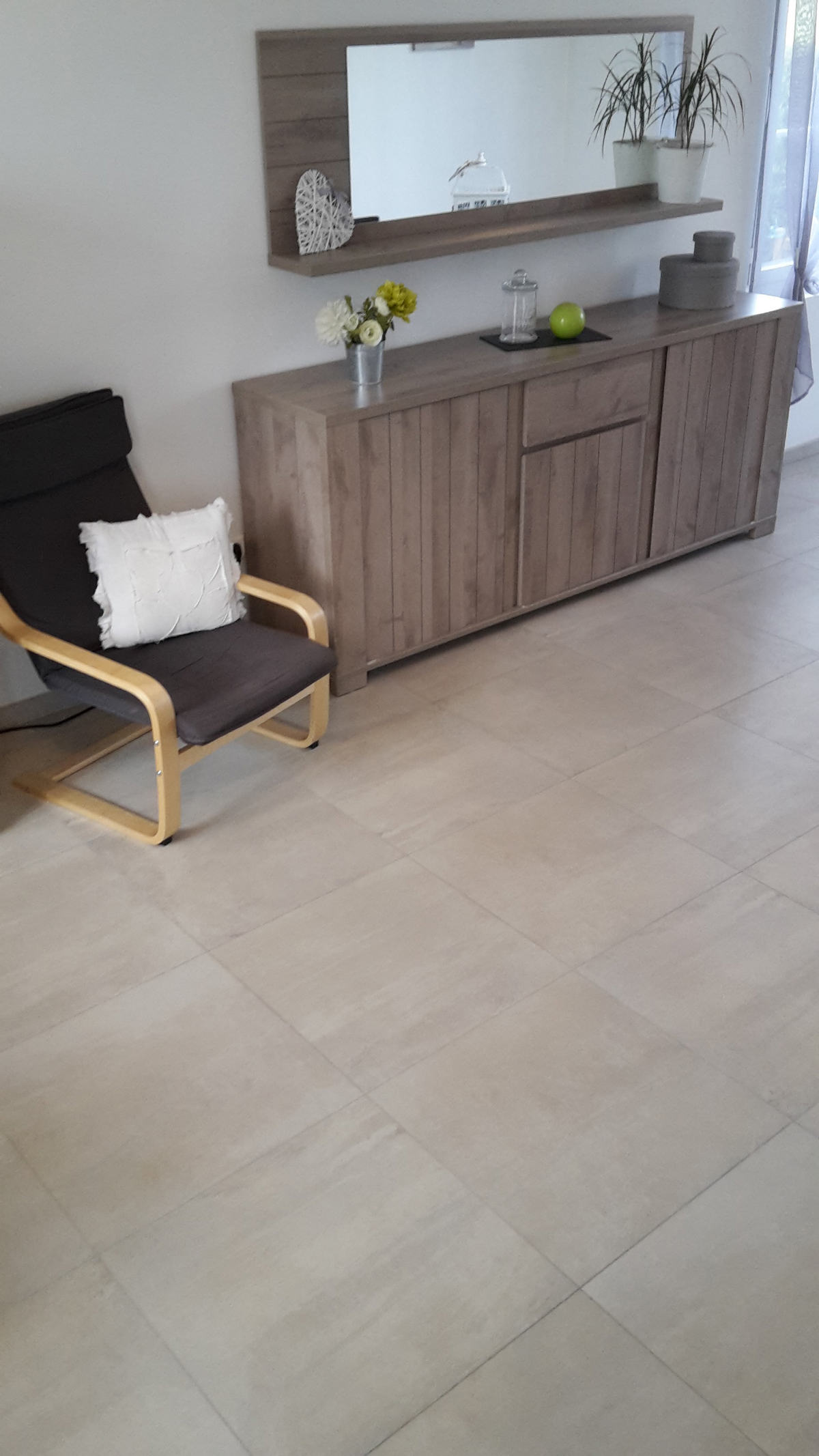 Pose carrelage 60x60 1